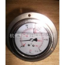 注塑机进口压力表,耐震,双刻度,德国afriso