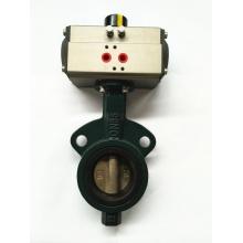 气动蝶阀 D67A1X-16
