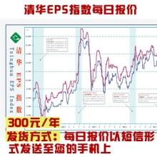 清华EPS指数每日报价单
