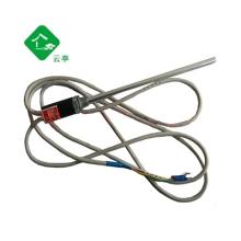 pt100温度传感器探头式热电阻