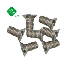 适用于板机内膜腔铝板固定/不锈钢沉头螺丝  定制