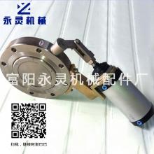 GIQ-1.0气动真空蝶阀专利款