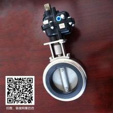 D671X扇形气动蝶阀 产品质量保证 质优价廉