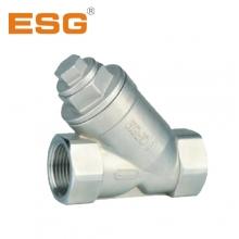 ESG 青岛精锐 Y型不锈钢双帽过滤器 304材质