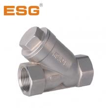 ESG 青岛精锐 Y型不锈钢过滤器 304材质