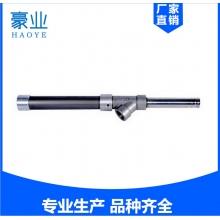 专业提供 eps泡沫成型机料枪 前风式料枪36X150
